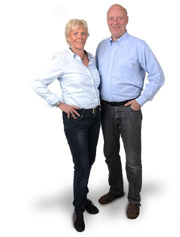 Ludwig und Mechthild Vorholt, die Inhaber von Orthopädie-Schuhtechnik Vorholt